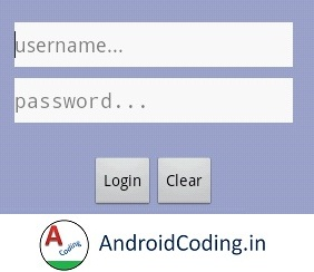 login_credentials